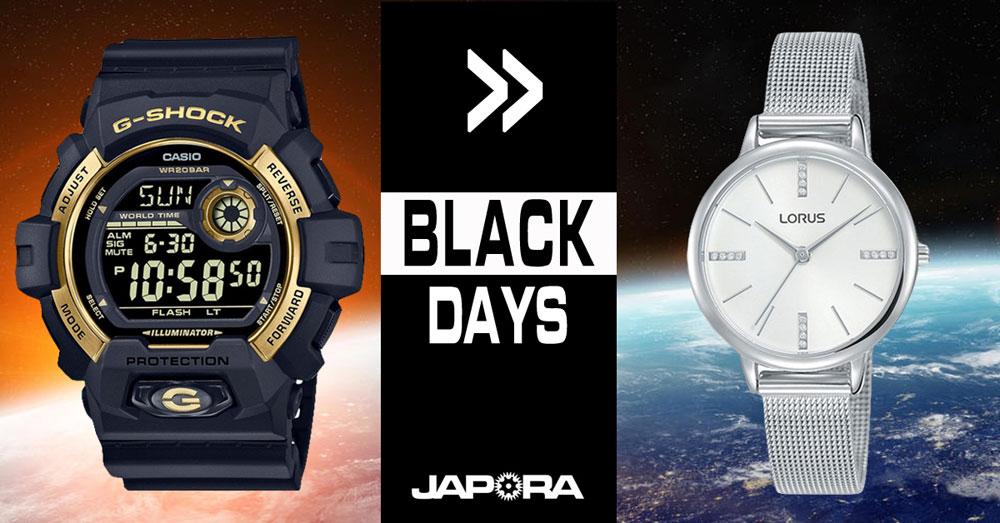 BLACK DAYS - Inca o saptamana de reduceri de negre!
