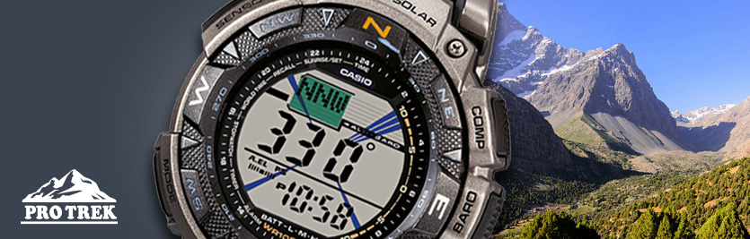 CASIO PRO TREK