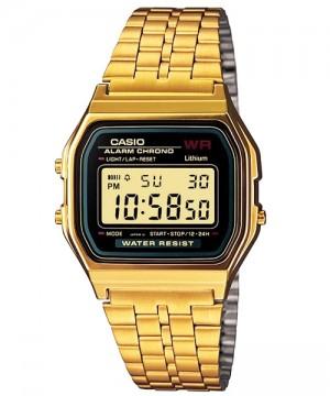 Ceas unisex Casio Standard A159WGEA-1EF Retro