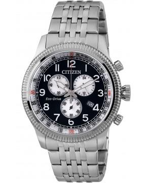 Ceas barbatesc Citizen AT2460-89L Chronograph Eco-Drive (AT2460-89L) oferit de magazinul Japora