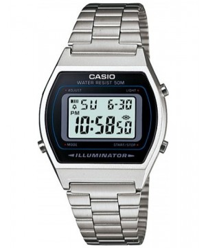 Ceas unisex Casio Standard B640WD-1A Illuminator Retro