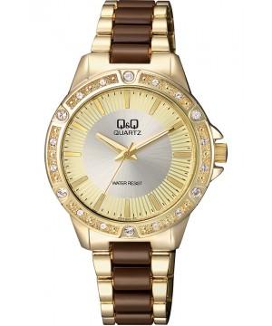 Ceas dama Q&Q F533J010Y Standard (F533J010Y) oferit de magazinul Japora