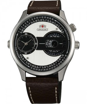 Ceas barbatesc Orient FXC00004B0 Stylish and Smart Dual (FXC00004B0) oferit de magazinul Japora
