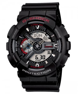 Ceas barbatesc Casio G-Shock GA-110-1AER Hyper Colors