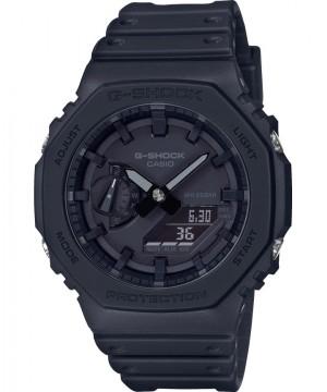 Ceas barbatesc Casio G-Shock GA-2100-1A1ER Carbon Core Guard (GA-2100-1A1ER) oferit de magazinul Japora