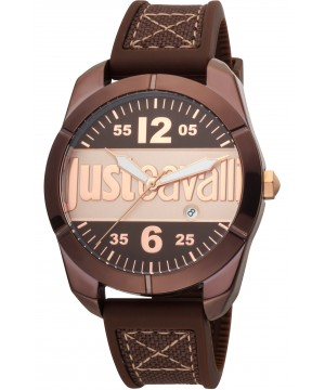 Ceas barbatesc Just Cavalli JC1G106P0035 JC Credo (JC1G106P0035) oferit de magazinul Japora