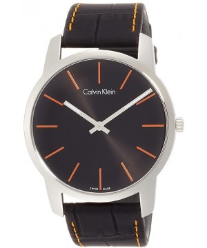 Ceas barbatesc Calvin Klein K2G211C1 City (K2G211C1) oferit de magazinul Japora