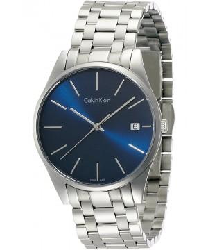 Ceas barbatesc Calvin Klein K4N2114N Time (K4N2114N) oferit de magazinul Japora