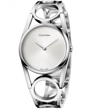 Ceas dama Calvin Klein K5U2S146 Round (K5U2S146) oferit de magazinul Japora