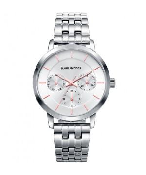 Ceas dama Mark Maddox Trendy Silver MM7015-17 (MM7015-17) oferit de magazinul Japora