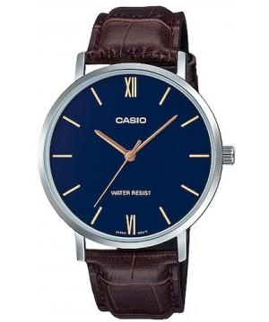 Ceas barbatesc Casio Standard MTP-VT01L-2BUDF (MTP-VT01L-2BUDF) oferit de magazinul Japora