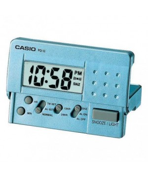 Ceas de calatorie Casio WAKEUP TIMER PQ-10D-2RDF (PQ-10D-2RDF) oferit de magazinul Japora