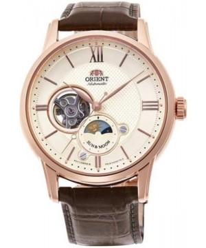 Ceas barbatesc Orient RA-AS0003S Open Heart Automatic (RA-AS0003S) oferit de magazinul Japora