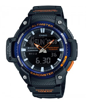 Ceas barbatesc Casio OUTGEAR SGW-450H-2B Sports Gear Twin Sensor