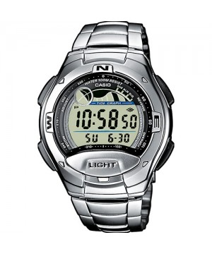 Ceas barbatesc Casio Standard W-753D-1AVES Sporty Digital Tide Graph 10-Year battery (W-753D-1AVES) oferit de magazinul Japora