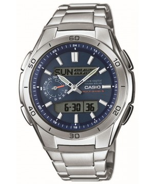Ceas barbatesc Casio Waveceptor WVA-M650D-2A Tough Solar MultiBand 6