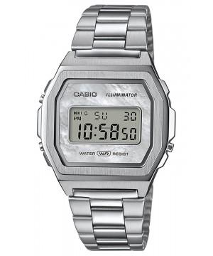 Ceas unisex Casio Standard A1000D-7EF Vintage Iconic (A1000D-7EF) oferit de magazinul Japora