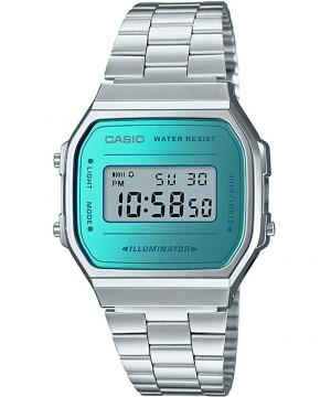 Ceas unisex Casio Standard A168WEM-2EF Retro (A168WEM-2EF) oferit de magazinul Japora