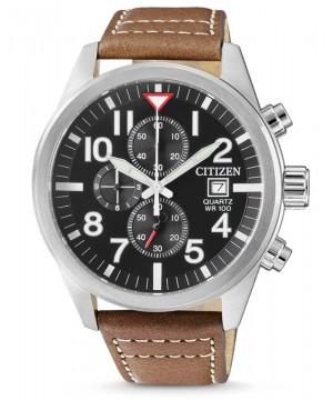 Ceas barbatesc Citizen AN3620-01H Quartz Cronograph (AN3620-01H) oferit de magazinul Japora
