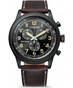 Ceas barbatesc Citizen AT2465-18E Chronograph Eco-Drive (AT2465-18E) oferit de magazinul Japora
