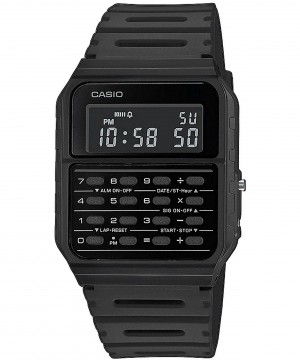Ceas barbatesc Casio Data Bank CA-53WF-1BEF Calculator Vintage (CA-53WF-1BEF) oferit de magazinul Japora
