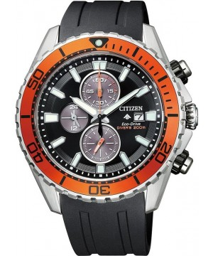 Ceas barbatesc Citizen CA0718-13E Promaster Eco-Drive Chronograph (CA0718-13E) oferit de magazinul Japora
