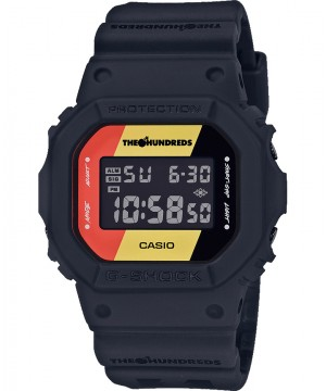 Ceas barbatesc Casio G-Shock DW-5600HDR-1ER G-Shock x THE HUNDREDS Limited Edition (DW-5600HDR-1ER