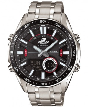Ceas barbatesc Casio Edifice EFV-C100D-1AVEF Chronograph 10-year battery life