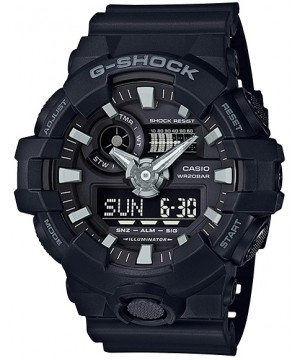 Ceas barbatesc Casio G-Shock GA-700-1BER Analog-Digital