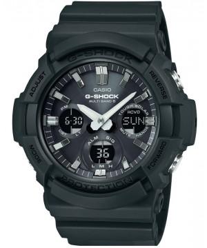 Ceas barbatesc Casio G-Shock GAW-100B-1AER MultiBand 6 Tough Solar (GAW-100B-1AER) oferit de magazinul Japora