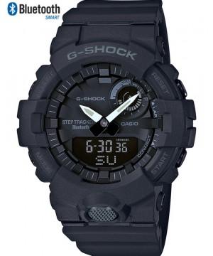 Ceas barbatesc Casio G-Shock GBA-800-1AER G-SQUAD Bluetooth (GBA-800-1AER) oferit de magazinul Japora