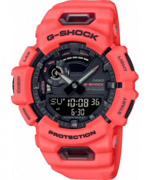Ceas barbatesc Casio G-Shock GBA-900-4AER G-SQUAD Bluetooth (GBA-900-4AER) oferit de magazinul Japora