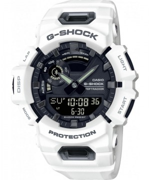 Ceas barbatesc Casio G-Shock GBA-900-7AER G-SQUAD Bluetooth (GBA-900-7AER) oferit de magazinul Japora