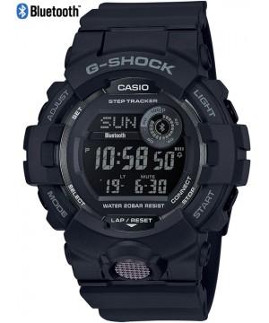 Ceas barbatesc Casio G-Shock GBD-800-1BER Bluetooth Step Tracker G-SQUAD (GBD-800-1BER) oferit de magazinul Japora