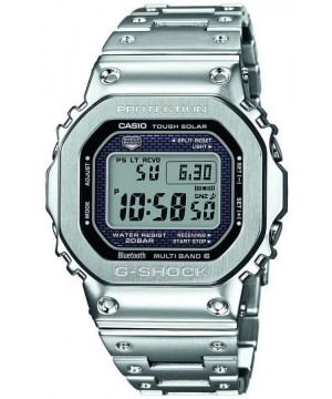Ceas barbatesc Casio G-Schock GMW-B5000D-1ER Bluetooth MultiBand 6 Tough Solar