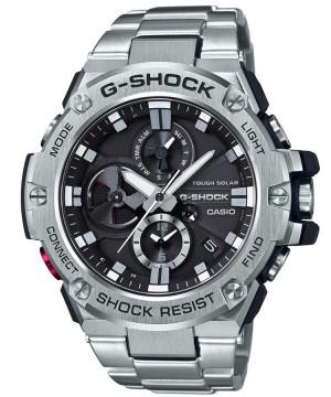 Ceas barbatesc Casio G-Shock GST-B100D-1AER Bluetooth Tough Solar G-STEEL (GST-B100D-1AER) oferit de magazinul Japora