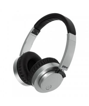 Casti audio Groov-E GVBT400SR Bluetooth Stereo Fusion Silver (GV-BT400-SR) oferit de magazinul Japora