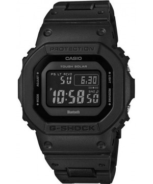 Ceas barbatesc Casio G-Shock GW-B5600BC-1BER Bluetooth Tough Solar MultiBand 6 (GW-B5600BC-1BER) oferit de magazinul Japora