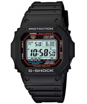 Ceas Casio G-Shock GW-M5610-1 MultiBand 6 Tough Solar