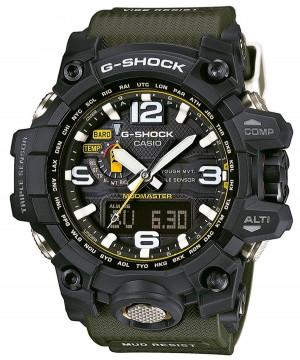 Ceas Casio G-Shock GWG-1000-1A3ER MUDMASTER MultiBand 6 Solar Triple Sensor Version 3 (GWG-1000-1A3ER) oferit de magazinul Japora