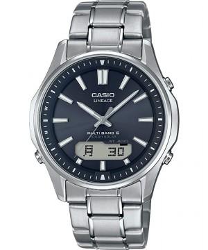 Ceas barbatesc Casio Lineage LCW-M100TSE-1AER MultiBand 6 Tough Solar (LCW-M100TSE-1AER) oferit de magazinul Japora