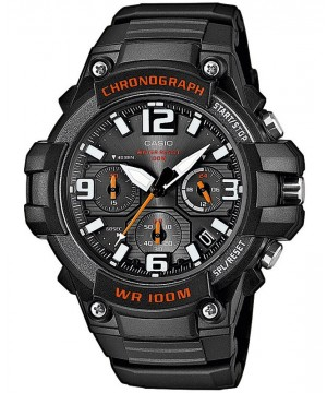 Ceas barbatesc Casio Standard MCW-100H-1A Analog Chronograph