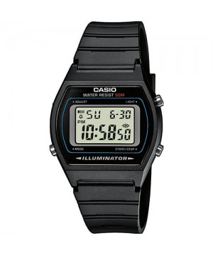 Ceas barbatesc Casio Standard W-202-1AVEF Digital Retro