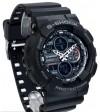 Ceas barbatesc Casio G-Shock GA-140-1A1ER Analog-Digital (GA-140-1A1ER) oferit de magazinul Japora