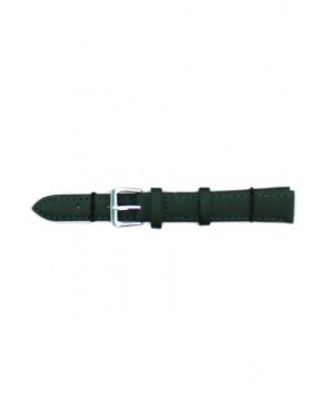 Curea ceas piele naturala Jastrap Extra Long Verde (62347-JA-GREEN) 16mm (62347-JA-GREEN) oferit de magazinul Japora