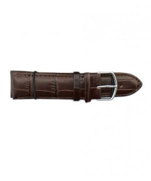 Curea ceas piele naturala Jastrap Croc Maro (72245-JA-BROWN-S) 24mm (72245-JA-BROWN-S) oferit de magazinul Japora
