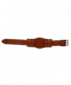 Curea ceas piele naturala Jastrap Stitched Maro (86753-JA-BROWN) 20mm (86753-JA-BROWN) oferit de magazinul Japora