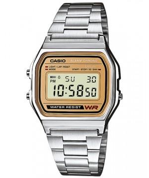 Ceas unisex Casio STANDARD A158WEA-9EF Retro