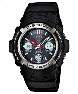 Ceas Casio G-Shock AWG-M100-1A MultiBand 6 Tough Solar