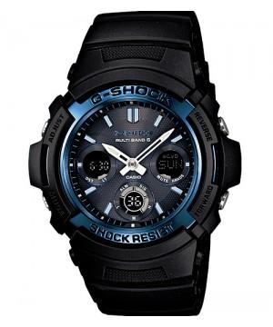 Ceas Casio G-Shock AWG-M100A-1A MultiBand 6 Tough Solar (AWG-M100A-1AER) oferit de magazinul Japora